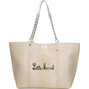 Little Marcel Sac à Main Shopping XL Little Marcel - BEIGE - Publicité