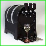 SELBACH Fontaine à vin frias SELBACH avec 3 robinets pour fûts consigné en INOX