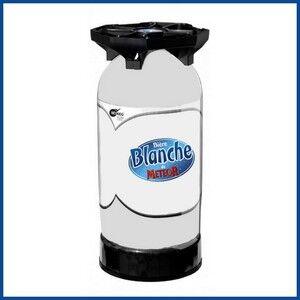 METEOR Fût de bière KEYKEG Blanche METEOR pour pompe à bière 20 L 4,7 % prix au litre