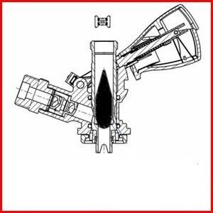 MICRO MATIC Kit anti-retour MICRO MATIC pour tête de fut de pompe à bière S