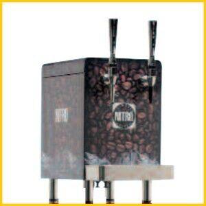 Tirage de Nitro Coffee - Nitro Café 46 L/H