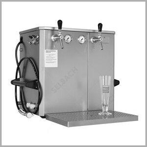 SELBACH Pompe à bière SELBACH système à eau 90 L/h avec détendeur incorporé