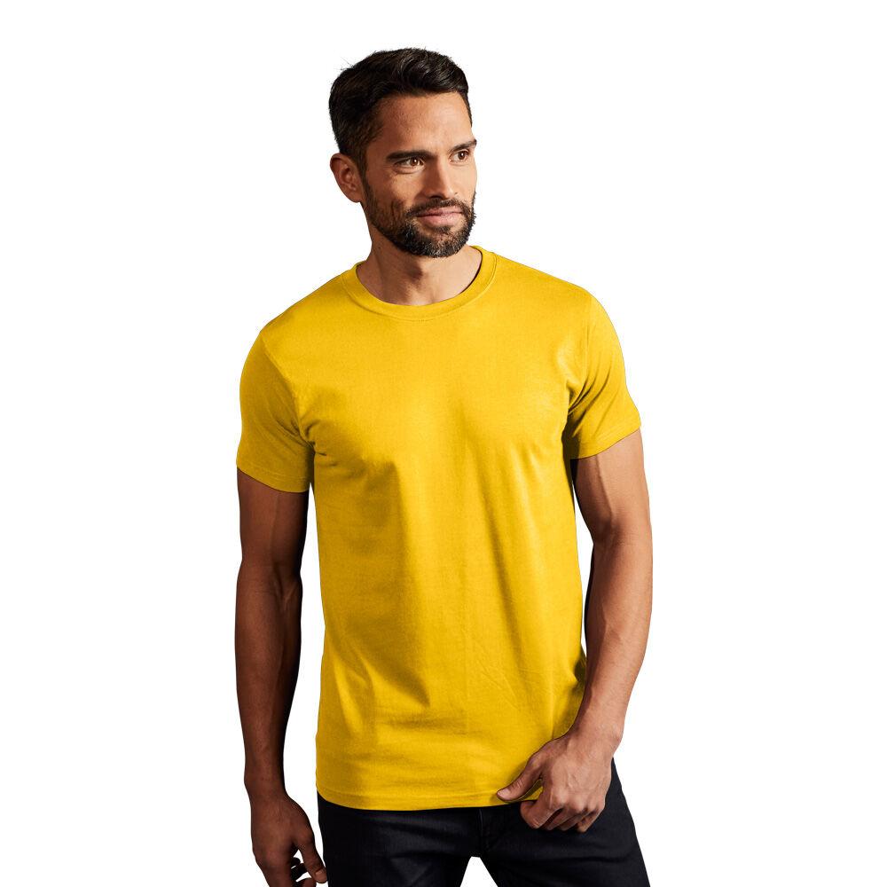 promodoro T-Shirt Premium Hommes or