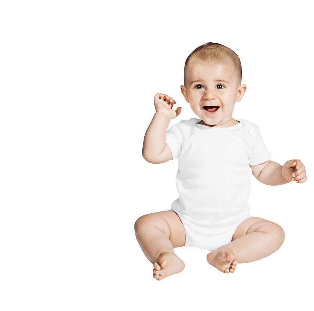 promodoro Bio Body Bébé manches courtes Enfants