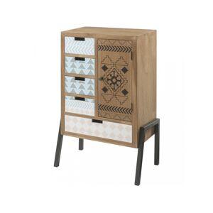 BOBOCHIC Meuble haut design en bois MERIDIA Bois - Publicité