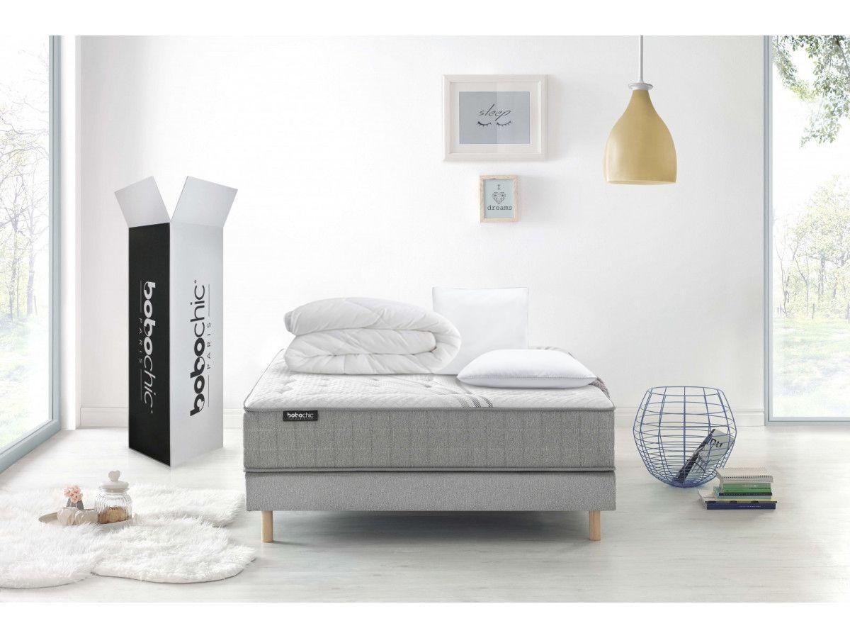 BOBOCHIC Pack prêt à dormir BOHEME CHIC 160x200