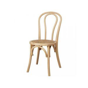 BOBOCHIC Chaise de table MONTMARTRE en bois Bois naturel - Publicité