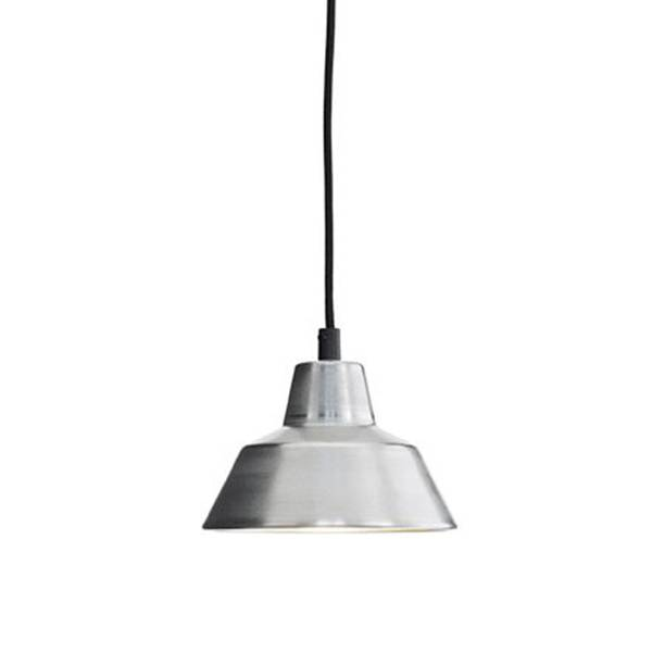 Made By Hand Lampe d'Atelier Suspension Aluminium W1