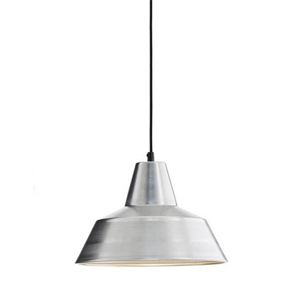 Made By Hand Lampe d'Atelier Suspension Aluminium W2