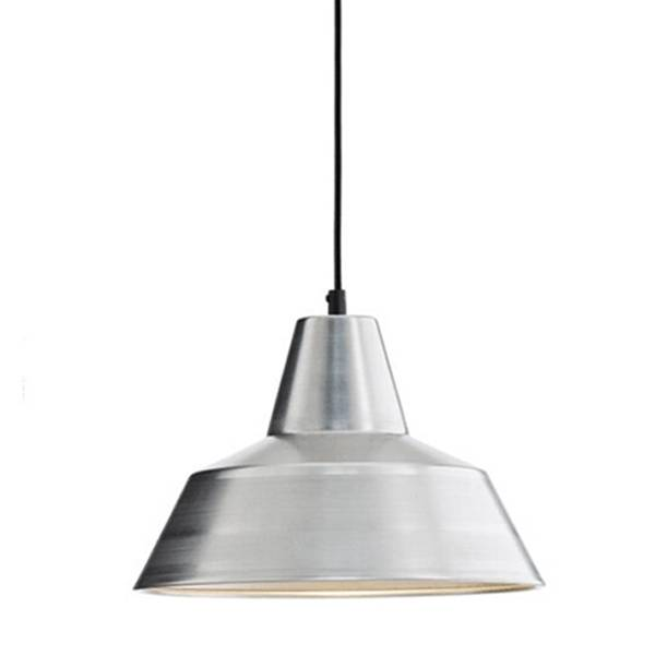 Made By Hand Lampe d'Atelier Suspension Aluminium W3