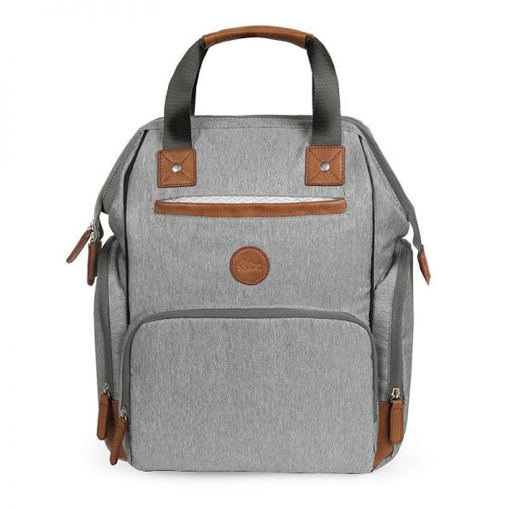 Outlander Baby Sac à langer Backpack GRIS Outlander Baby