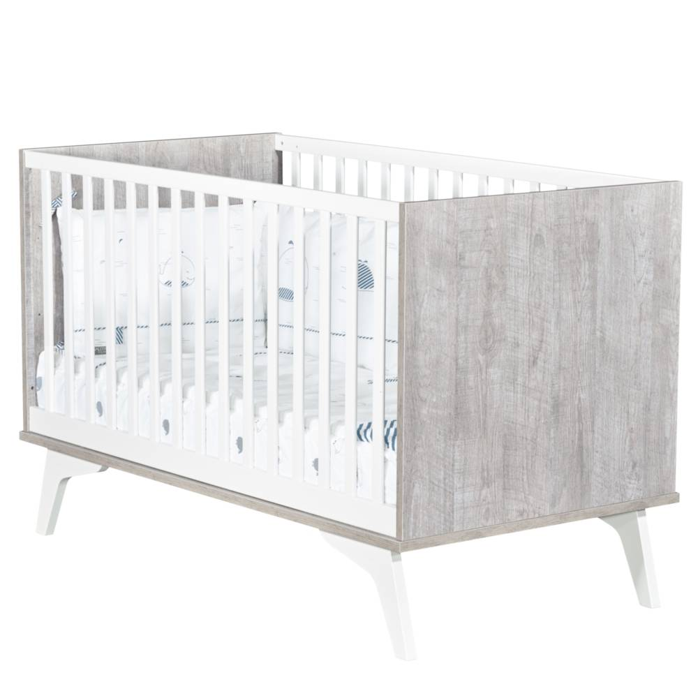 Sauthon Little big bed Neo GRIS Sauthon