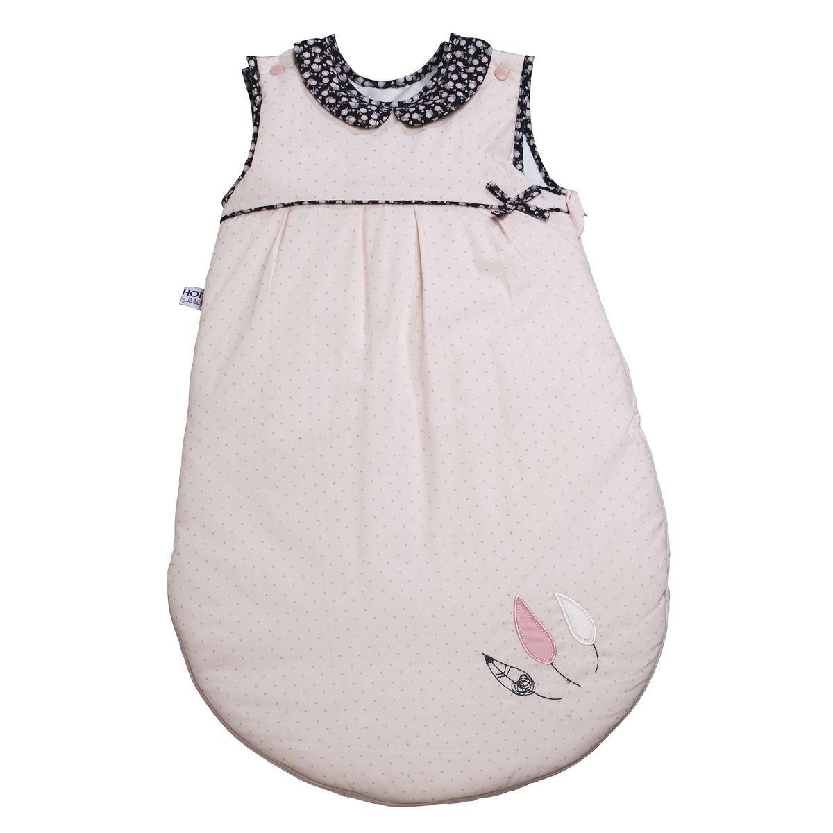 Sauthon Baby Déco Gigoteuse chaude Miss Fleur de Lune ROSE Sauthon Baby Déco