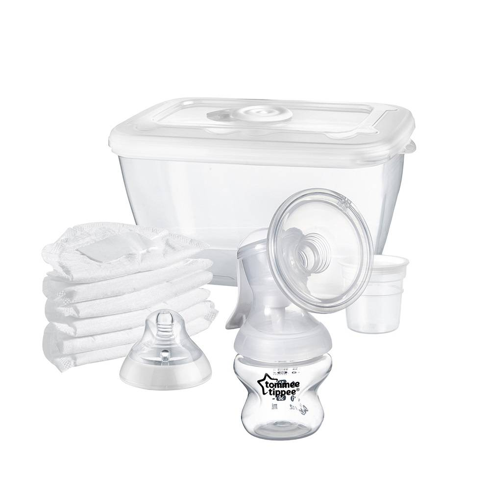 Tommee Tippee Tire lait PP BLANC Tommee Tippee