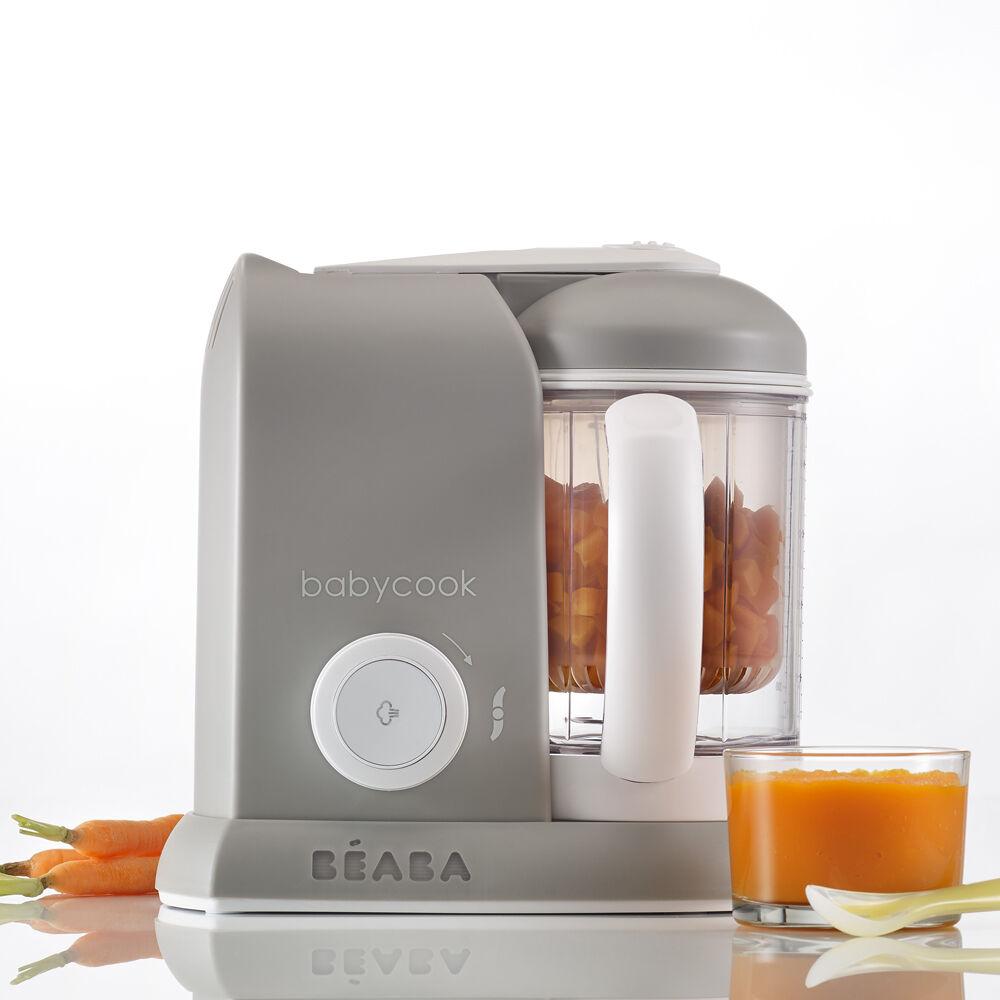 Béaba Robot cuiseur 4 en 1 Babycook GRIS Béaba
