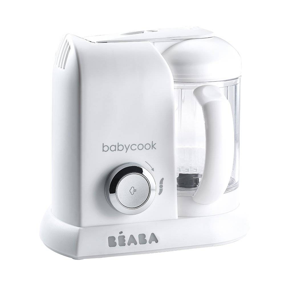 Béaba Robot cuiseur 4 en 1 Babycook BLANC Béaba