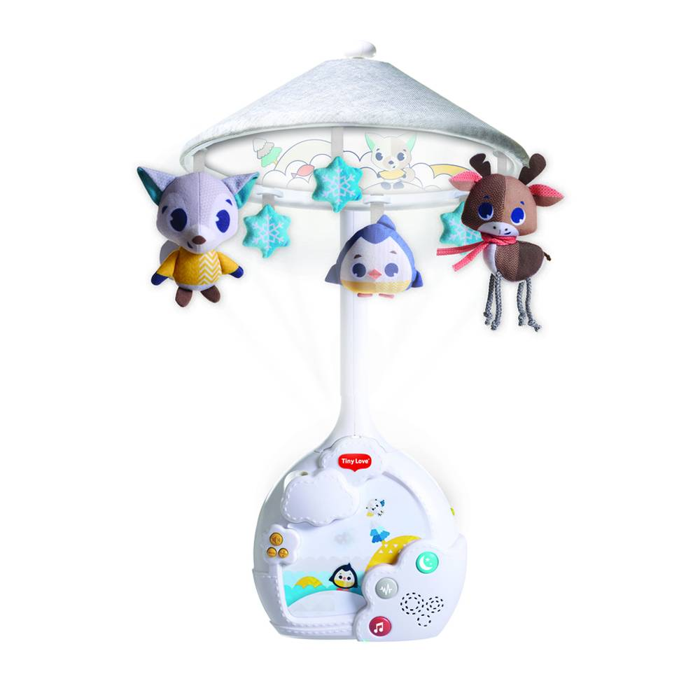 Tiny Love Mobile projecteur magical night MULTICOLORE Tiny Love