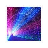 AUCUNE bleu 20 metres 200 LEDs