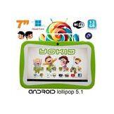 YONIS Tablette YoKid 7'' Vert 12Go