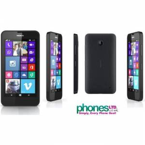 Nokia Lumia 635 black DESTOCKAGE