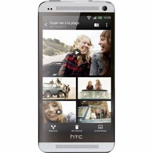 HTC ONE Silver 4G