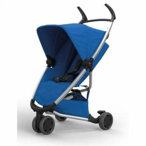 QUINNY Poussette Canne Zapp Xpress - All Blue - 3 roues