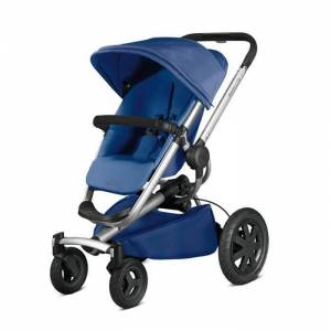 Quinny poussette Buzz 3 Xtra Blue Base.