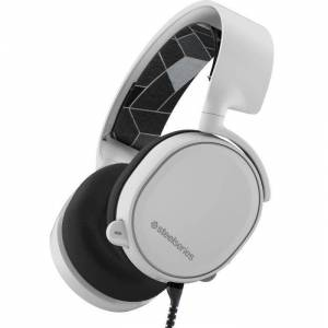 STEELSERIES Micro-Casque Gamer ARCTIS 3 - Filaire - 7.1 Surround Sound - Blanc