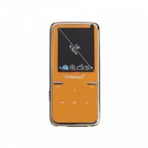 INTENSO VIDEO SCOOTER 8GB LECTEUR MP3 ORANGE