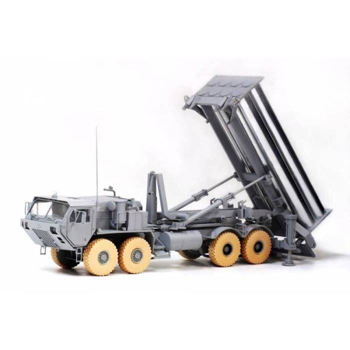 DRAGON Maquette Camion M1120 Terminal High Altitude Area Defense Missile Launcher (thaad) - DRAGON