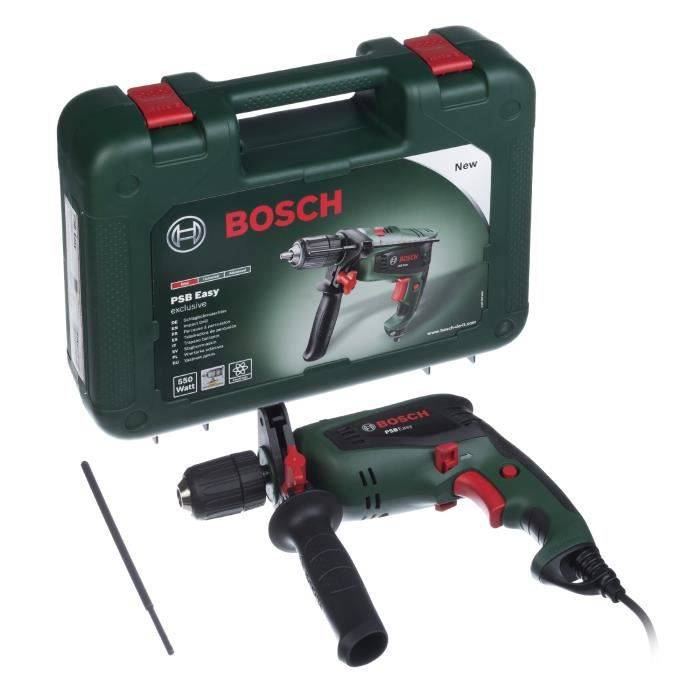 Perceuse à percussion Bosch PSB Easy