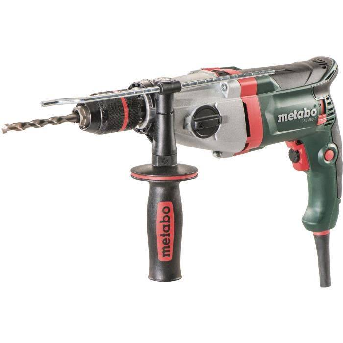 METABO Perceuse à percussion Filaire - METABO - SBE 850-2