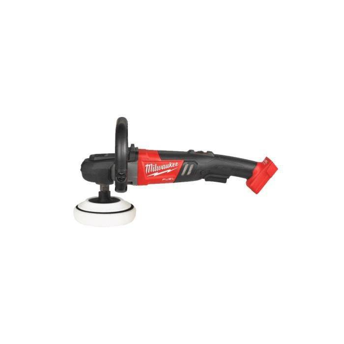 MILWAUKEE Polisseuse MILWAUKEE FUEL M18 FAP180-0X - sans batterie ni chargeur 4933451552