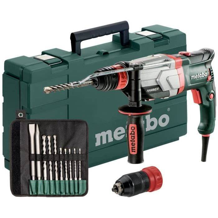 MARTEAU PIQUEUR Perceuse à percussion Metabo UHEV 2860-2 Quick 600713510-1 pc(s)183