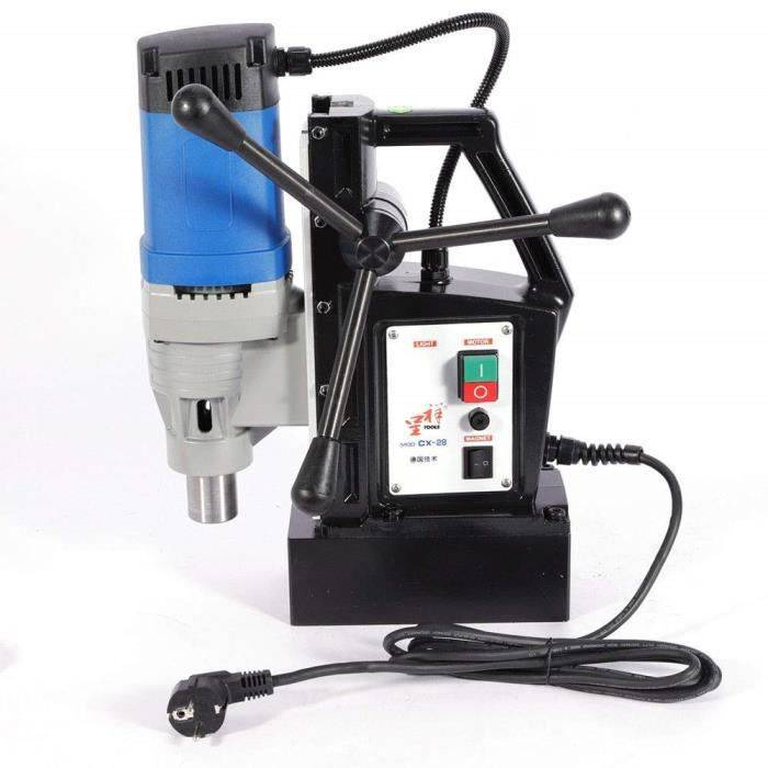 220V 1680W Magnétique Perceuse Carotteuse 300 RPM Forage Max.13000N