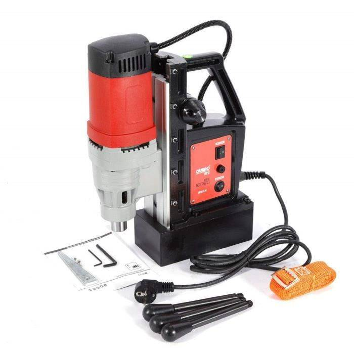 220V 1400W Magnétique Perceuse Carotteuse 320 RPM Forage Max.13000N