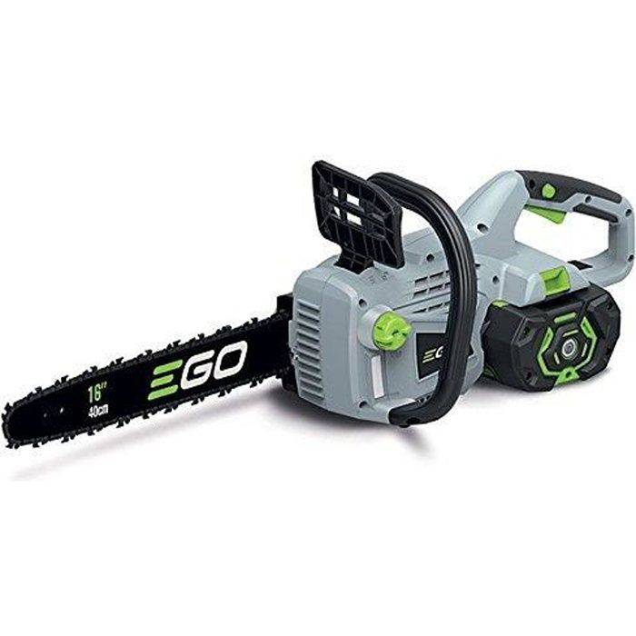 EGO POWER Tronconneuse electrique sur batterie Ego Power+ guide Oregon 40 cm CS1600E