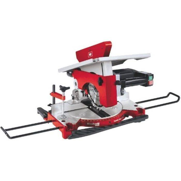EINHELL scie à onglet radiale 1200W TH-MS 2112 T