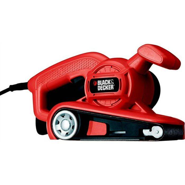 BLACK + DECKER BLACK & DECKER Ponceuse à bande 75x457mm 720W