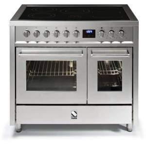 Piano de cuisson induction Steel ENFASI E10FF-6I