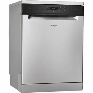 WHIRLPOOL Lave vaiselle Whirlpool supreme clean 14c 8p 42db 6sens d differe A++AA inox