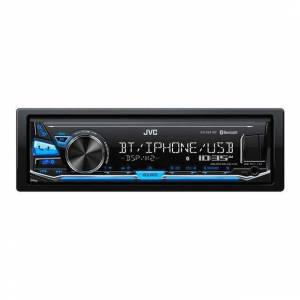 J.V.C JVC Autoradio KD-X341BT Bluetooth USB iPod / iPhone AUX 4 x 50 W