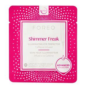Foreo Shimmer Freak UFO/UFO mini Illuminating Eye Mask 6pices - Publicité