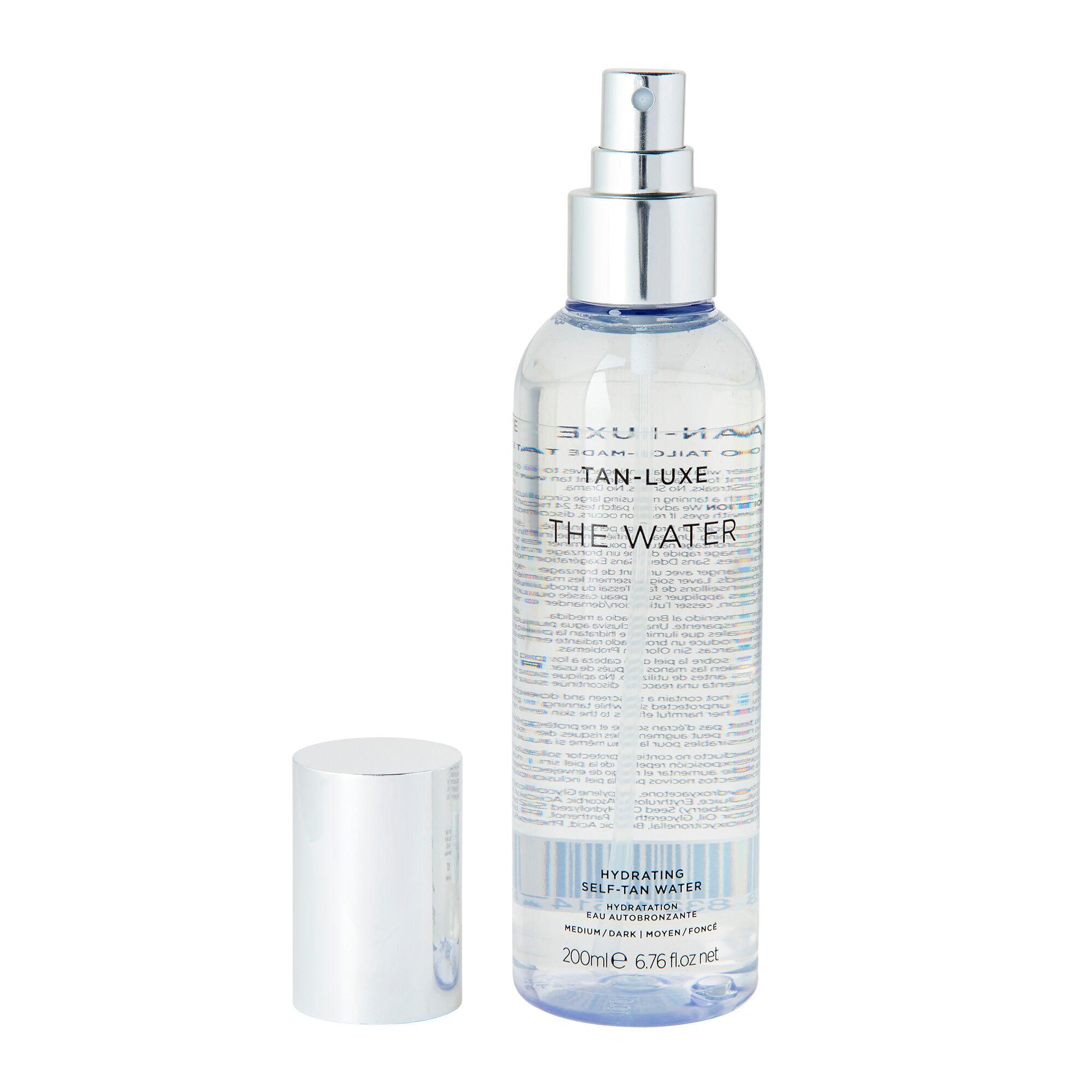 TAN-LUXE The WATER MediumDark 200ml