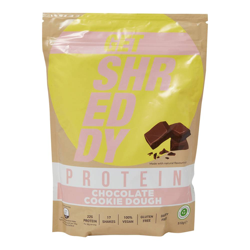Shreddy Chocolate Cookie Dough Protein 540g
