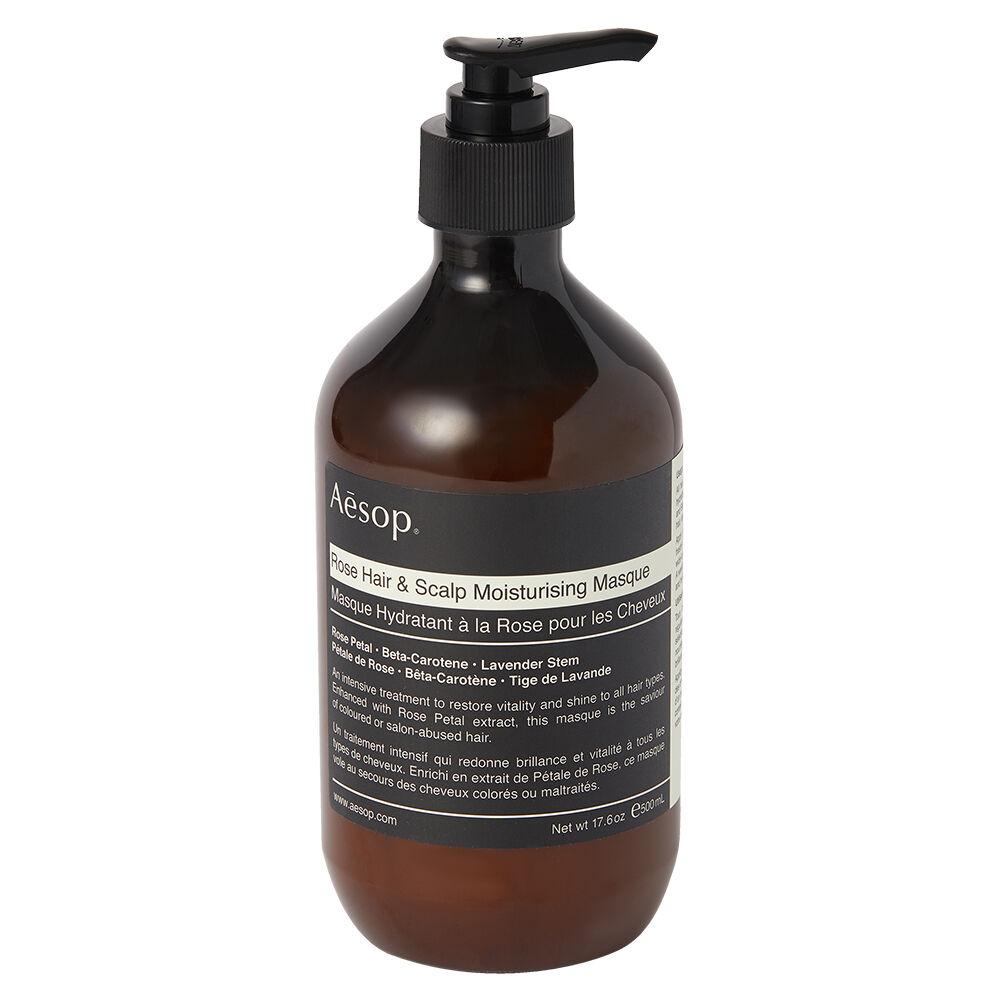Asop Rose Hair & Scalp Moisturising Masque Rose Hair & Scalp Moisturising Masque 500ml