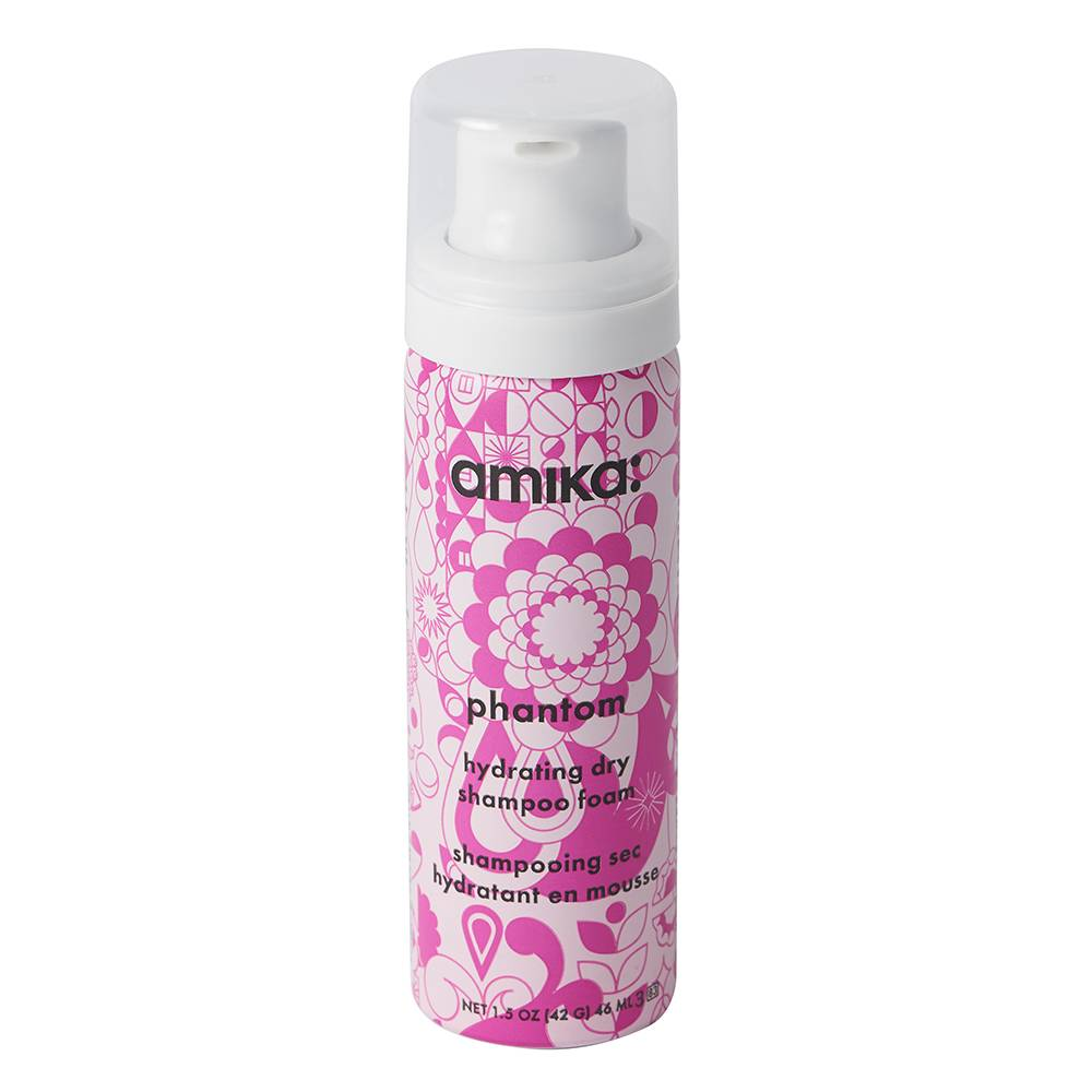 "amika ""Phantom Hydrating Dry Shampoo Foam Phantom Hydrating Dry Shampoo Foam"""