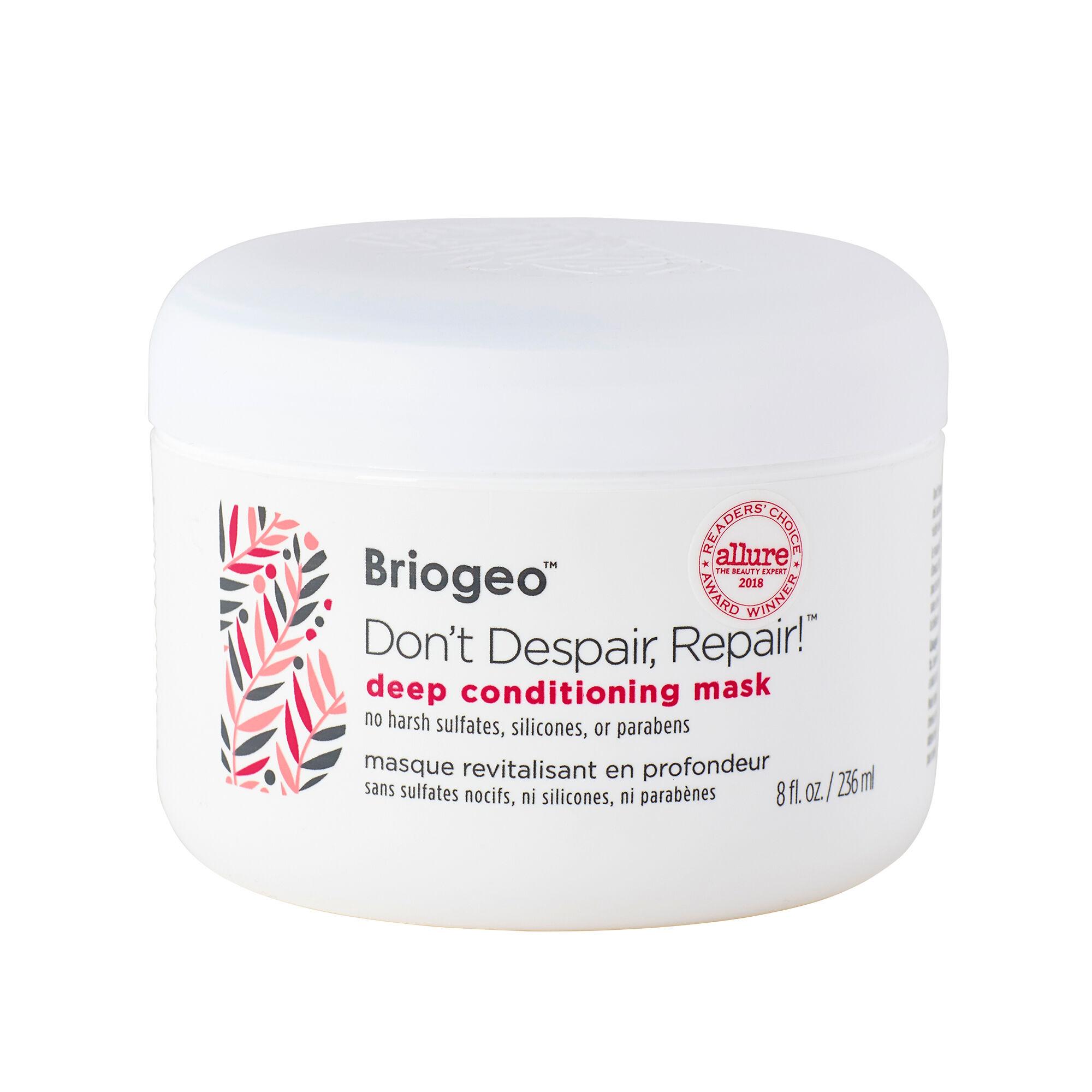Briogeo Masque revitalisant en profondeur Don't Despair; Repair! 236ml
