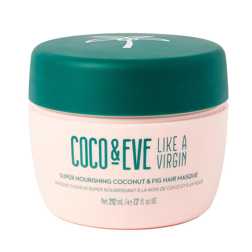 Coco & Eve Like A Virgin Super Nourishing Coconut & Fig Hair Masque Like A Virgin Super Nourishing Coconut & Fig Hair Masque 212ml