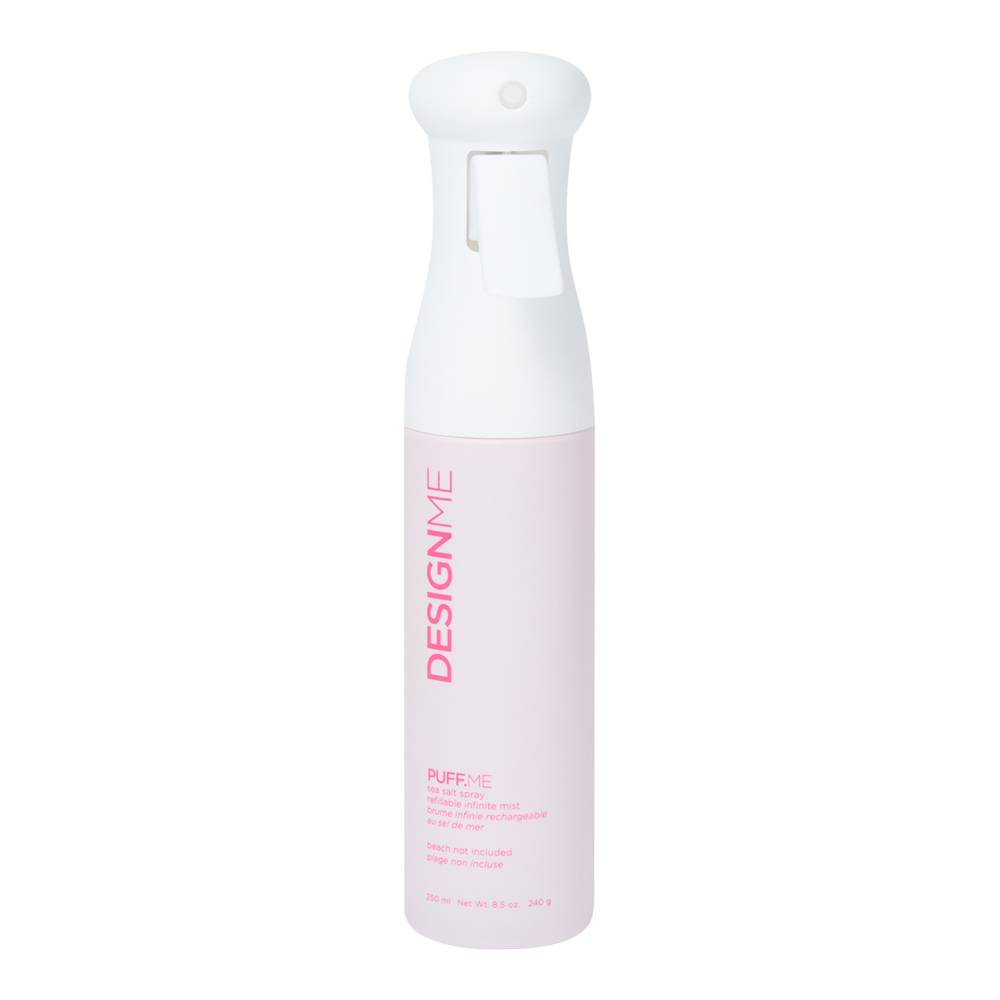 Design.ME Puff.ME Infinite Mist Sea Salt Spray 250ml